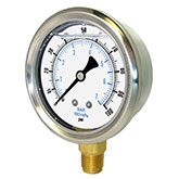 Pressure Gauges and Acceesories