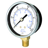 Dry Ulitity Pressure Gauges