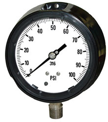 Heavy Duty and Process Pressure Gauges