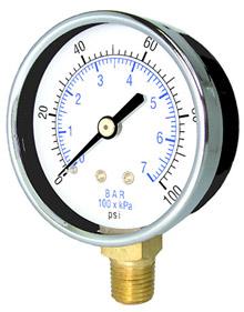 Utility Gauge 101D