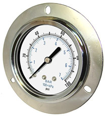 104D UTILITY GAUGE SHIPPING